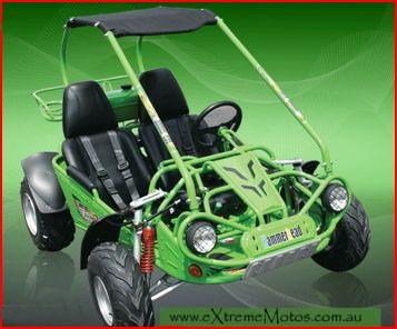 150cc GT Hammerhead Twister Dune Buggy XRX