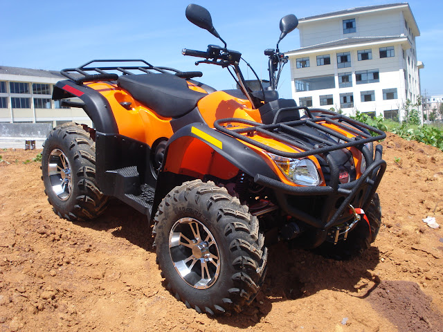 500cc XY ATV Farm 4x4 Quad Bike