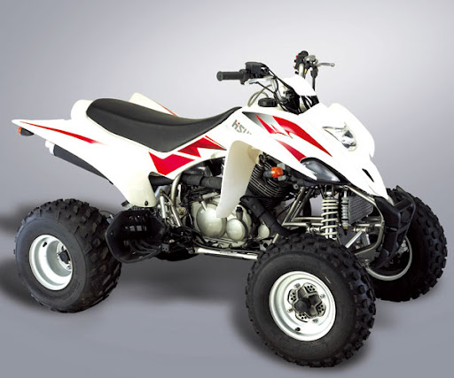 350cc Watercooled Hisun Sports Recreational Quad Bike