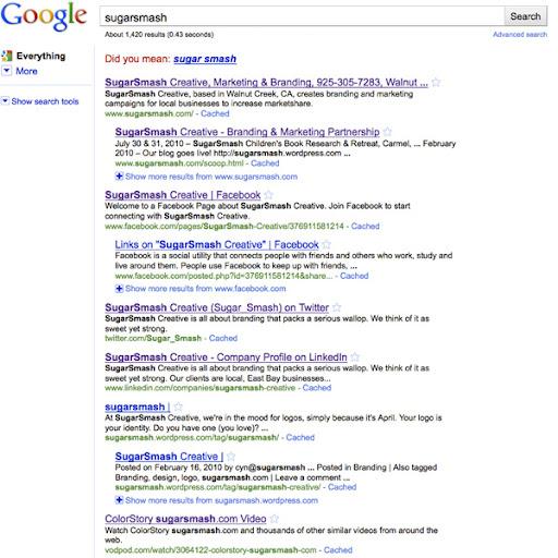 Google SugarSmash