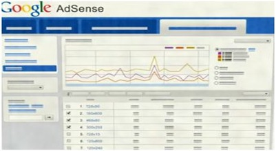 ADSENSE NEW INTERFACE