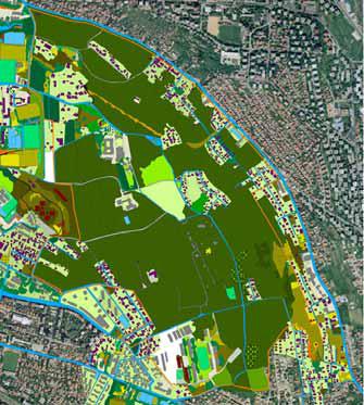 Karta biotopa Zvezdarske šume
