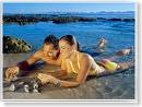 honeymoon couple in Goa