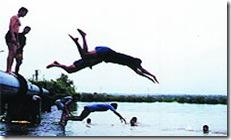 sao joao revelry in Goa