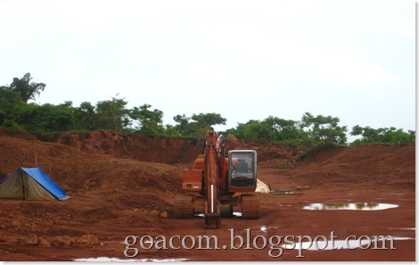 Goa illegal mining