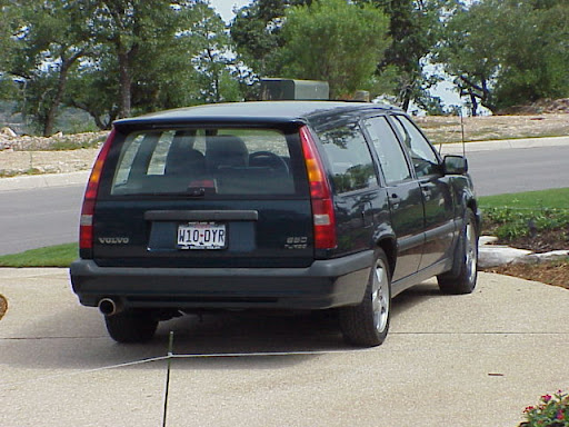 1995 850 volvo. Volvo 850 Turbo Wagon 1995