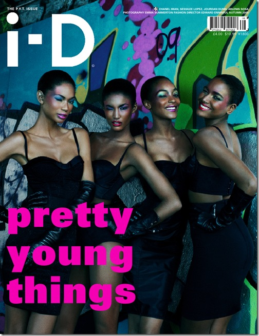 i-d cover september 2009 @ Bette's Vintage Line