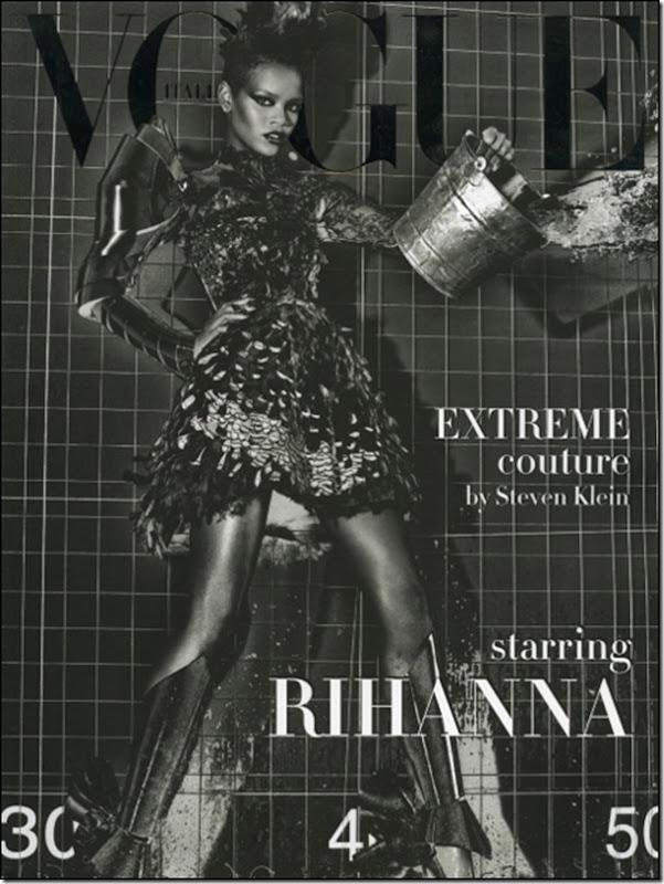 Vogue Italia September 2009