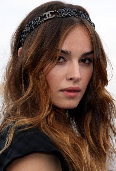 chanel headband  @ bette's vintage line