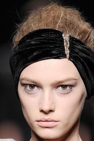 fendi headband  @ bette's vintage line
