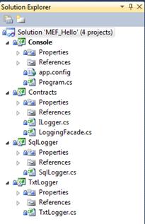 Solution (Visual Studio 2010)