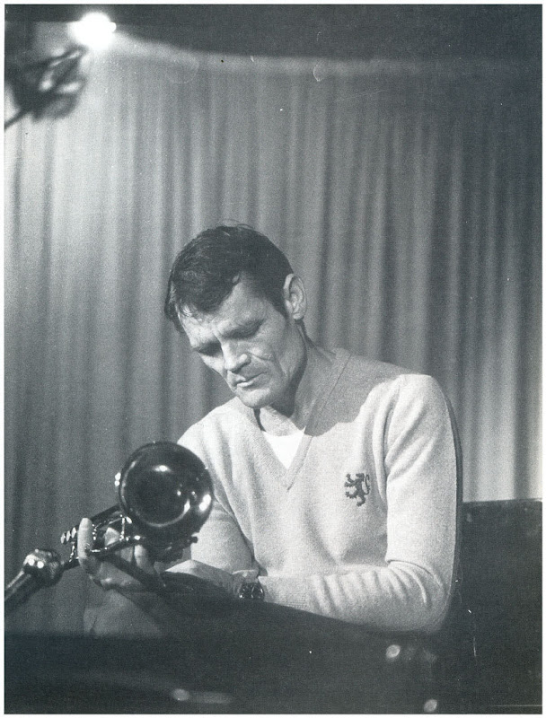 Chet Baker, Copenhagen : Jazzhus Montmartre - December 12, 1978 - Photo by Thorbjørn Sjøgren.jpg