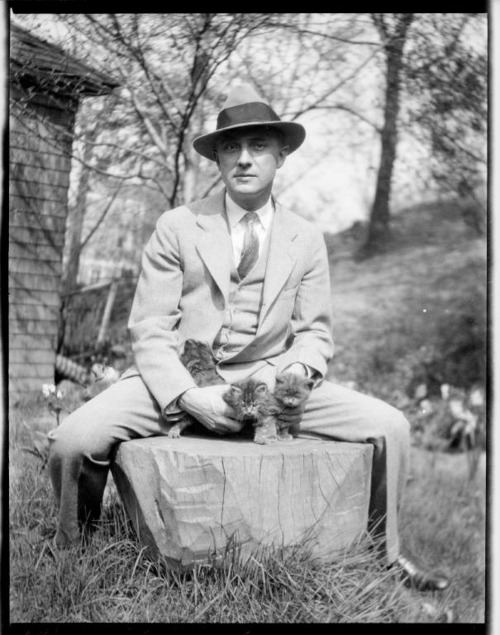 William Carlos Williams with