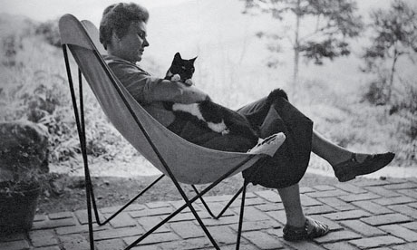 Elizabeth Bishop with
