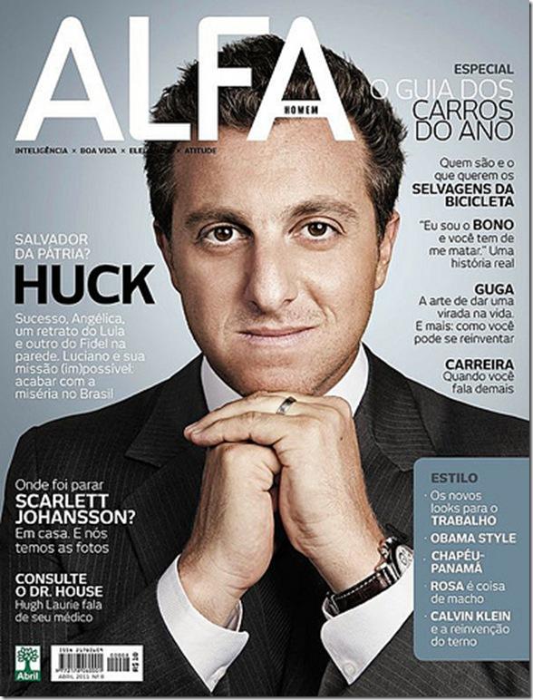 Alfa - Luciano Huck