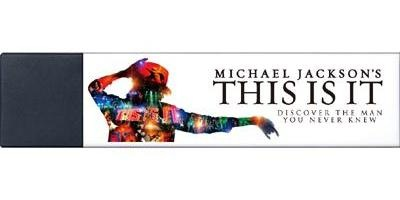 Michael Jackson This is it USB memory stick