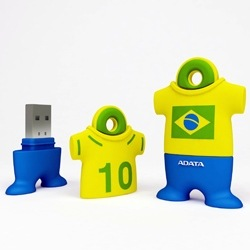 Word Cup 2010 Brasil USB flash drive