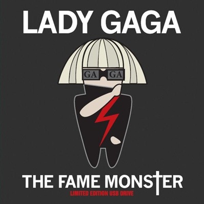 Lady Gaga The Fame Monster USB edition