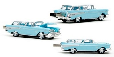 Chevy Nomad 1957 USB flash drive