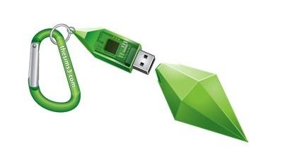 Sims 3 usb drive