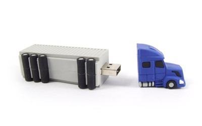 Track USB flash drive