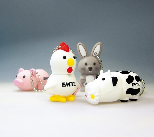 The Farm Range USB flash drive series