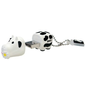 The Farm Range Cow USB memory stick