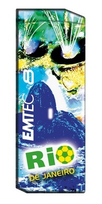 Rio De Janeiro USB flash drive 1