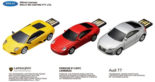 Audidrive USB flash drive 1