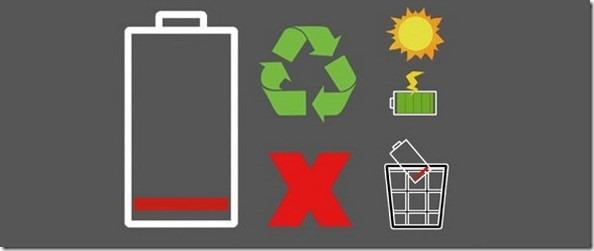 Real solar batteries 2