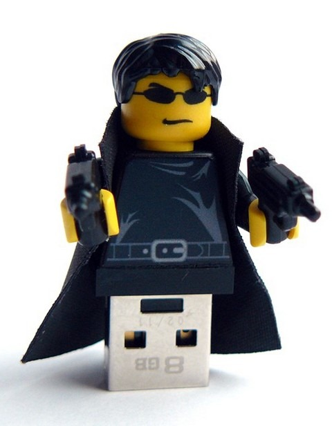 Lego Neo USB flash drive