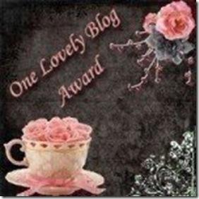 lovelyblog award