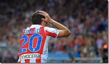 Simao Atletico Madrid v Real Zaragoza La Liga tslJPh4SAZMl