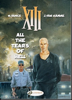 XIII 3rd Book cover