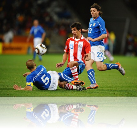 Italy v Paraguay Group F 2010 FIFA World Cup 2A5r3T7Yrjpl