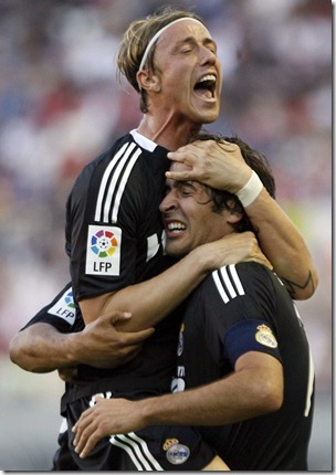 Raul e Guti3