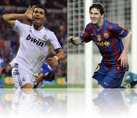CR - Leo Messi