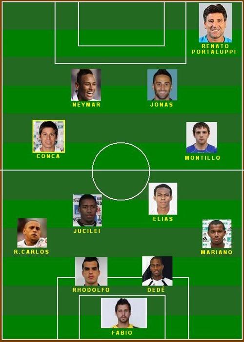 Seleção Brasileirão