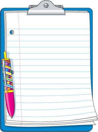 Hojas para escribir para ni os con dibujos - Hojas decoradas para ninas ...