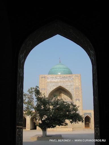 Бухара, Мечеть Калян