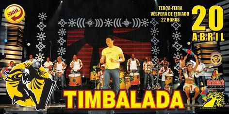 Timbalada em São Paulo 2010