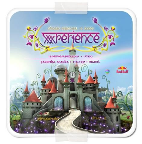 XXXPERIENCE Ed. Especial 13 Anos