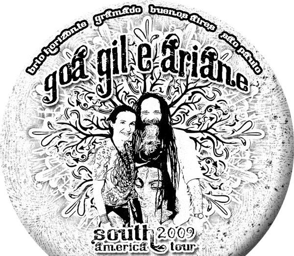 Goa Gil e Ariane - Edição São Paulo