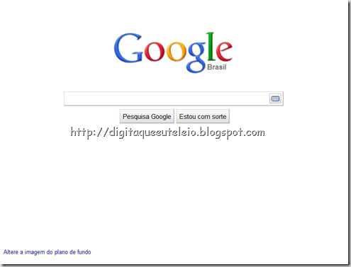 página google personalizada