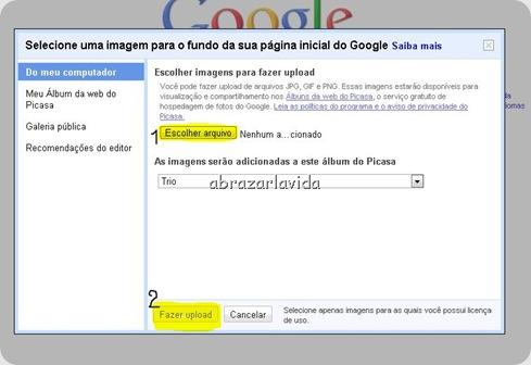 Plano de fundo google2