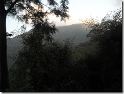 Scenic View from Tirumala