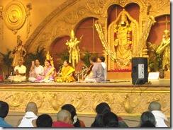 Praising Lord Balaji