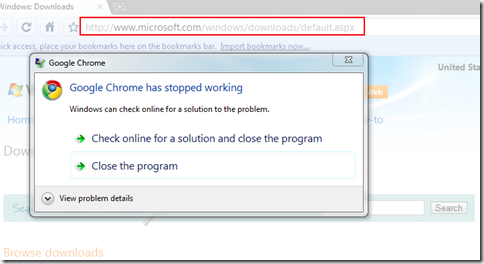 How to Open Internet Explorer pages in  Chrome