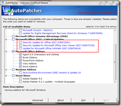 How to Update Microsoft Offline using AutoPatcher