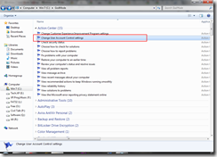 God Mode in Windows 7: Handy Settings Available